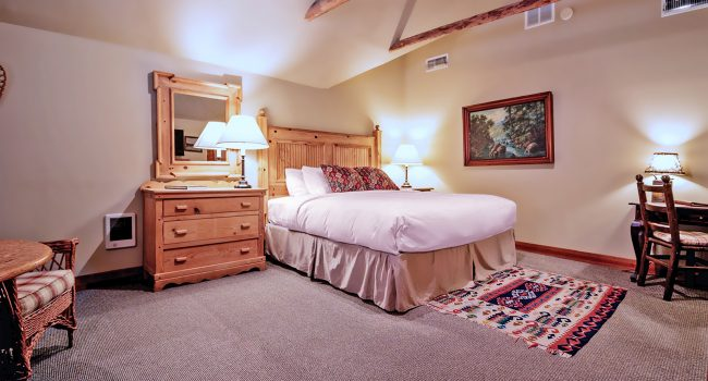 The Jacuzzi Suite – Lodge Room #1