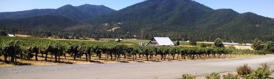 Valley View Winery in the Applegate Valley